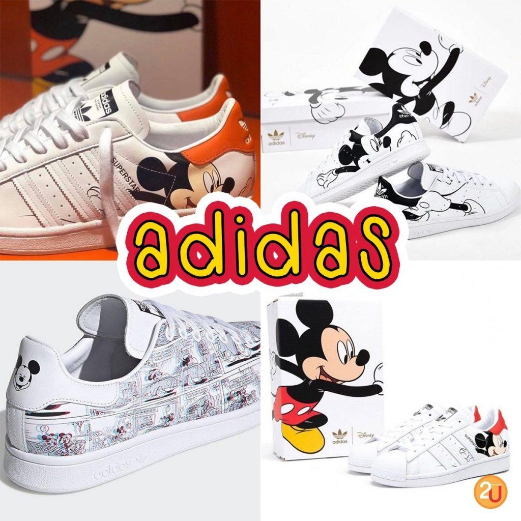 Adidas x Disney Mickey Mouse