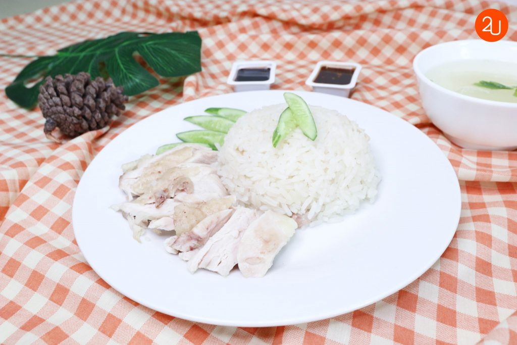Best Chicken Rice In Bangkok