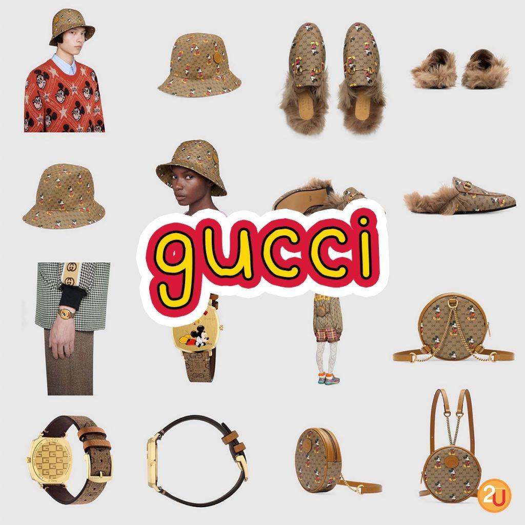 Disney x Gucci