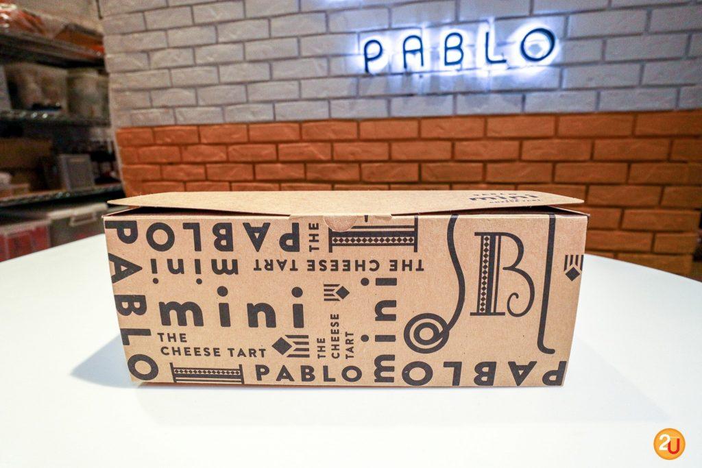 PABLO Mini Pink Milk box