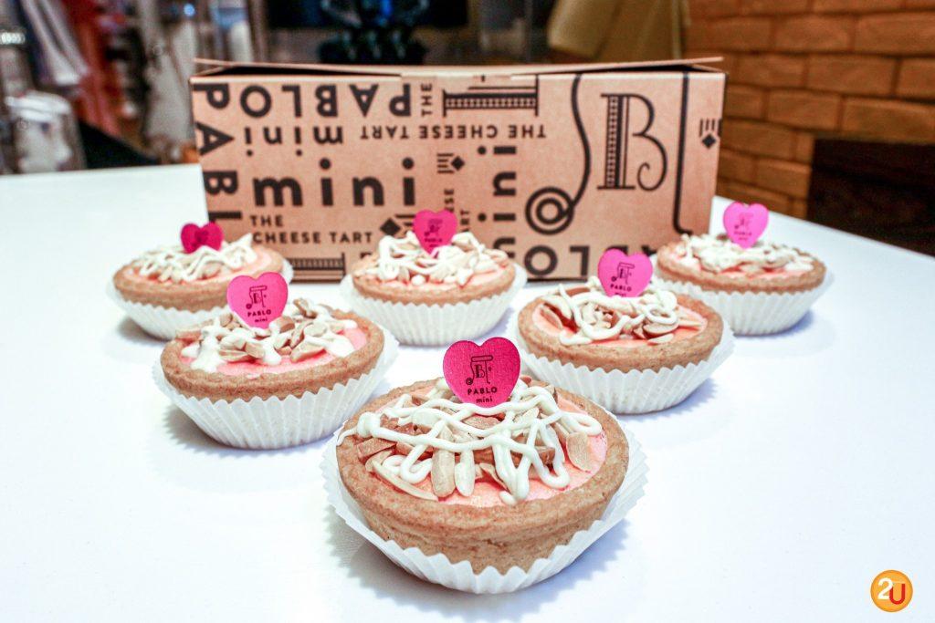 PABLO Mini Pink Milk 6 pices