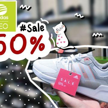 โปรโมชั่น Adidas Neo ใหม่และสดพากันลดสูงสุด 50%