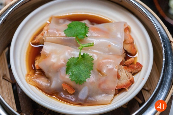 Promotion dimsum buffet only 888 at suisian restaurant the landmark hotel bangkok P016