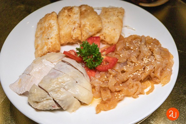 Promotion dimsum buffet only 888 at suisian restaurant the landmark hotel bangkok P023
