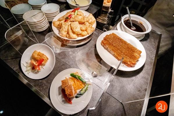 Promotion dimsum buffet only 888 at suisian restaurant the landmark hotel bangkok P045