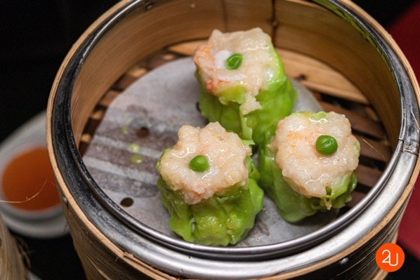 Promotion dimsum buffet only 888 at suisian restaurant the landmark hotel bangkok P047