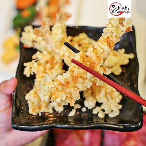 Promotion sukishi buffet korean series new menu 2020 P013