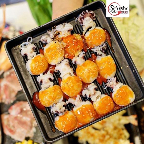 Promotion sukishi buffet korean series new menu 2020 P015