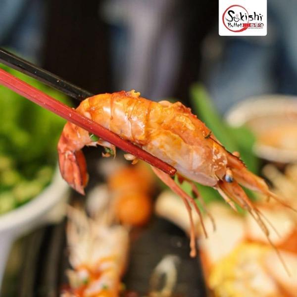 Promotion sukishi buffet korean series new menu 2020 P04